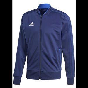 New Adidas Ribbed Training Jacket NWT